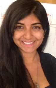 Paula Adhikari, a 2012 graduate of Hunterdon Central High School, is the youngest of six elite NASA interns. Photo courtesy of P. Adhikari